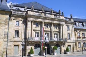 Markgräfliches Opernhaus in Bayreuth, Bayern