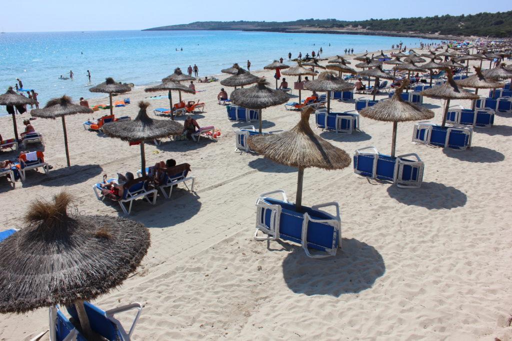 Cala Millor in Mallorca