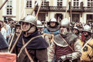 Mittelalter-Streifzug