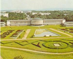Palais de la Nation in Kinshasa