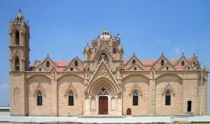 Panagia Lysis Kirche, Zypern