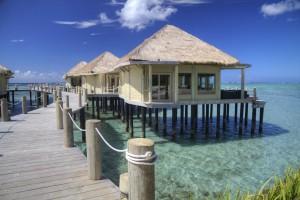 Ferienhäuser auf Samoa