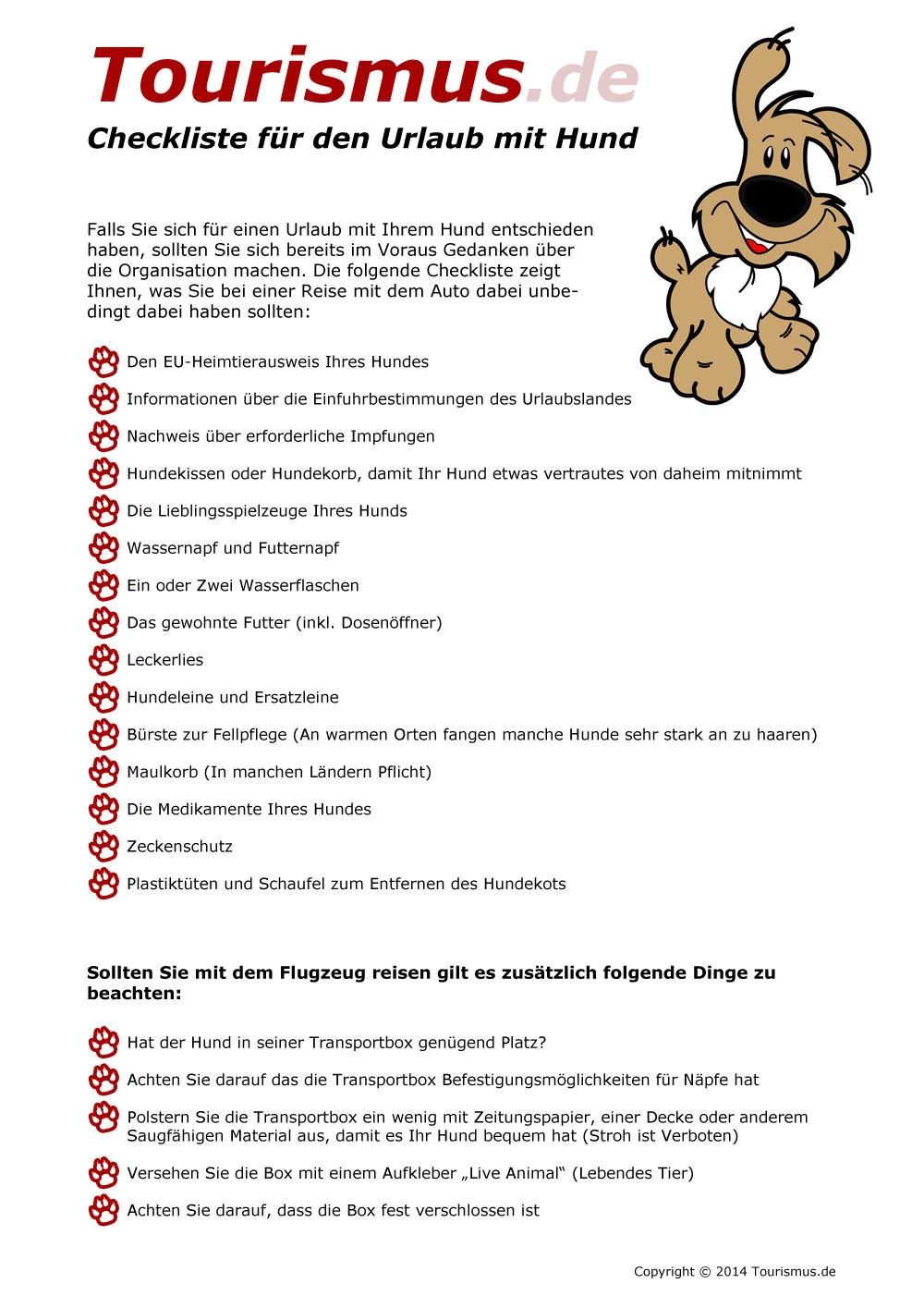 Urlaub mit Hund – Unsere Tipps zu Reisen mit Vierbeinern | Tourismus.de