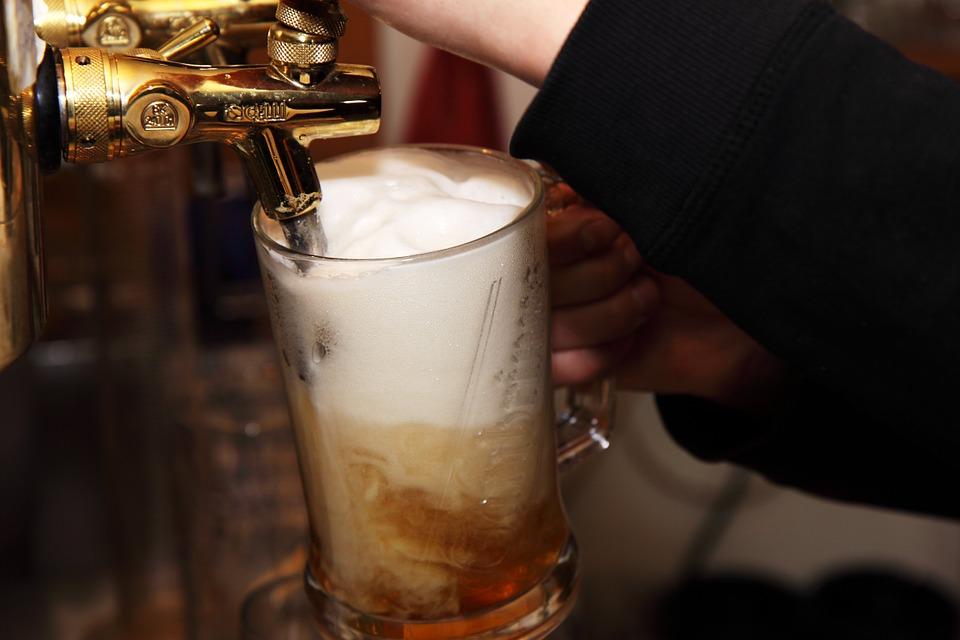 Bier selbst zapfen