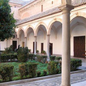 Alhambra, Granada, Andalusien
