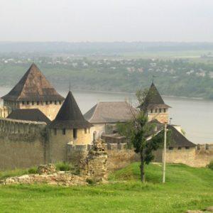 Alte Burg, Ukraine
