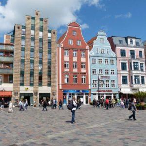 Altstadt, Rostock, Mecklenburg-Vorpommern