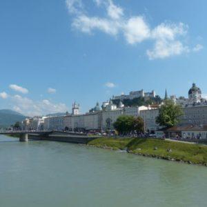 Altstadt, Salzburg, Österreich