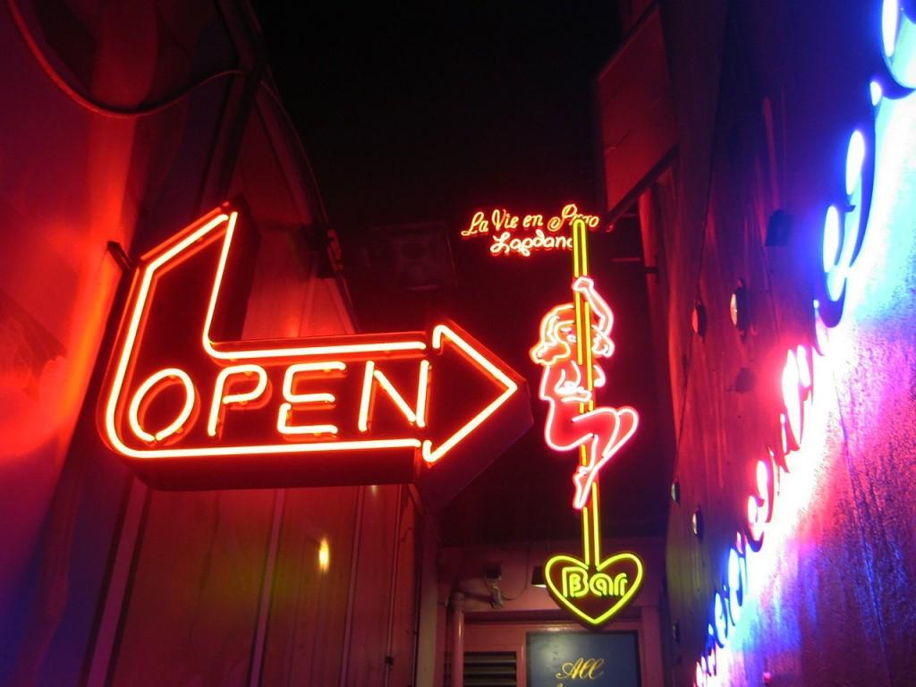 Amsterdam, die Partymetropole