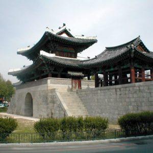 Antiker Tempel, Nordkorea