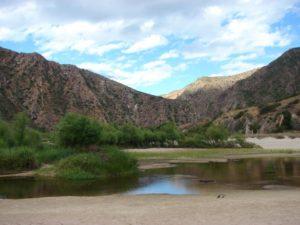 Baviaanskloof, Südafrika