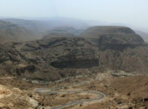 Berge, Jemen