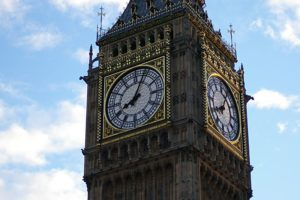 Big Ben, London, Grossbritannien