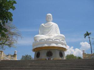 Budha, Long Son Pagoda, Vietnam