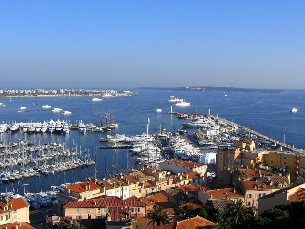 Cannes in Südfrankreich