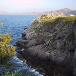 Casto Urdiales, Kantabrien, Spanien