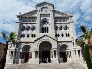 Kathedrale Notre-Dame-Immaculée Monaco