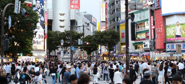 "Conde Nast Traveler Reader's Choice Awards – Tokio ist die ""top large city in the world"""