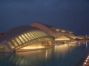 Ciudad de las Artes y de las Ciencias, Valencia