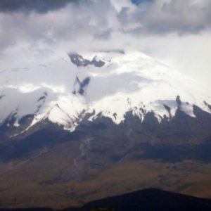 Cotopaxi Vulkan, Ecuador