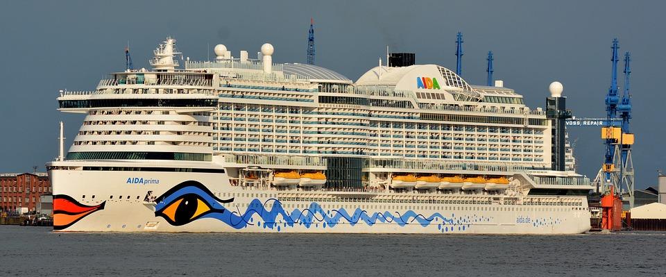 Kreuzfahrtschiff Aida Prima