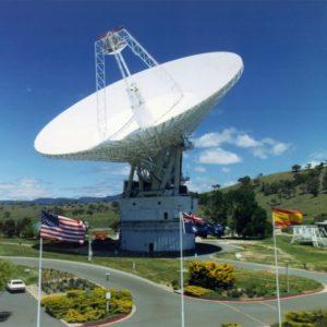 Deep Dish Communications Complex, Canberra, Australien