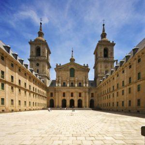 El Escorial, Madrid, Spanien