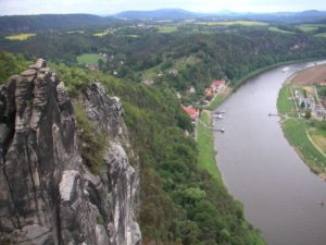 Elbesandsteingebirge, Sachsen, Deutschland