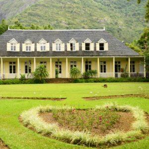 Eureka House in Moka, Mauritius