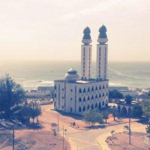 Fischer Moschee, Dakar, Senegal