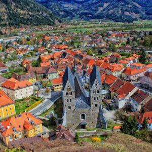 Friesach, Österreich