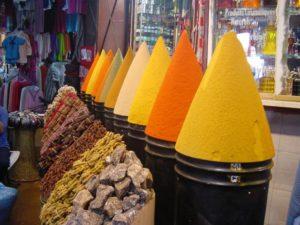 Gewürze, Marokko
