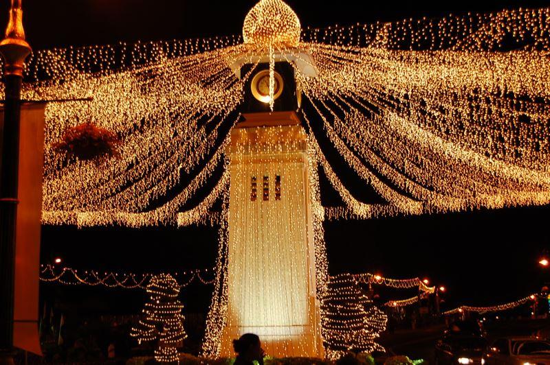 Kuala Kangsar Malaysia  City pictures : Glockenturm, Kuala Kangsar, Malaysia