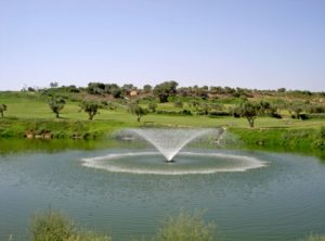 Golfplatz, El Kantaoui, Tunesien