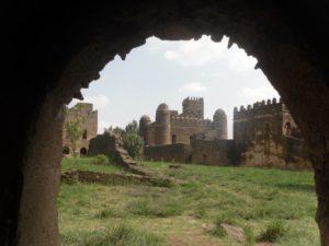 Gonder Burg, Äthiopien