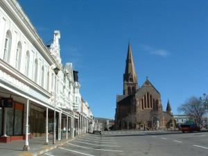 Grahamstown, Südafrika