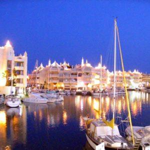Hafen, Marbella, Costa del Sol
