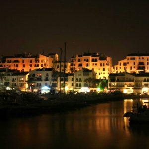 Hafengelände, Marbella, Andalusien