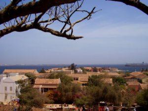Insel Goree Senegal