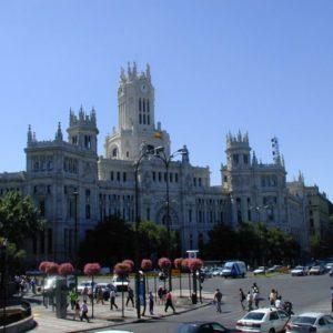 Königspalast, Madrid, Spanien