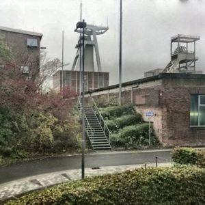 Kohlebergwerk, Kirchweiler, Saarland, Deutschland