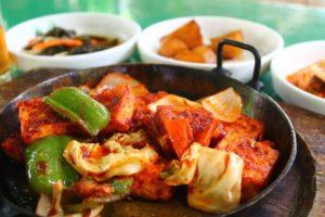 KorKoreanisches Essen