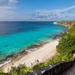 Am Strand von Bonaire