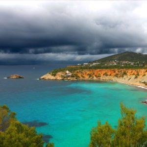 Küste, Ibiza, Balearen