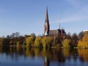 Kuhmühlenteich, Hamburg, Deutschland