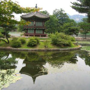 Kyeongbokkung Palace, Südkorea