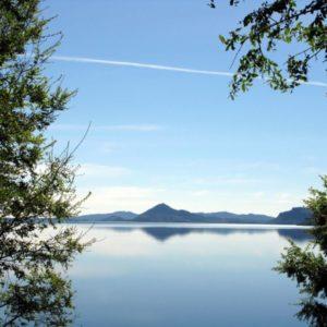 Lake Colico, Chile