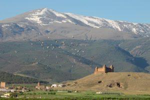 Landschaft, Granada, Andalusien