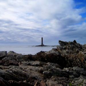 Leuchtturm, Bretagne, Frankreich