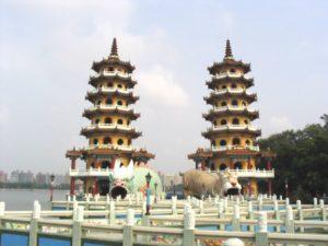 Lotus Pond, Kaohsiung Taiwan